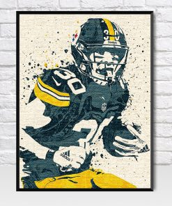 James Conner poster
