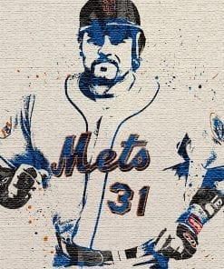 Mike Piazza poster