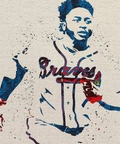 Ozzie Albies poster