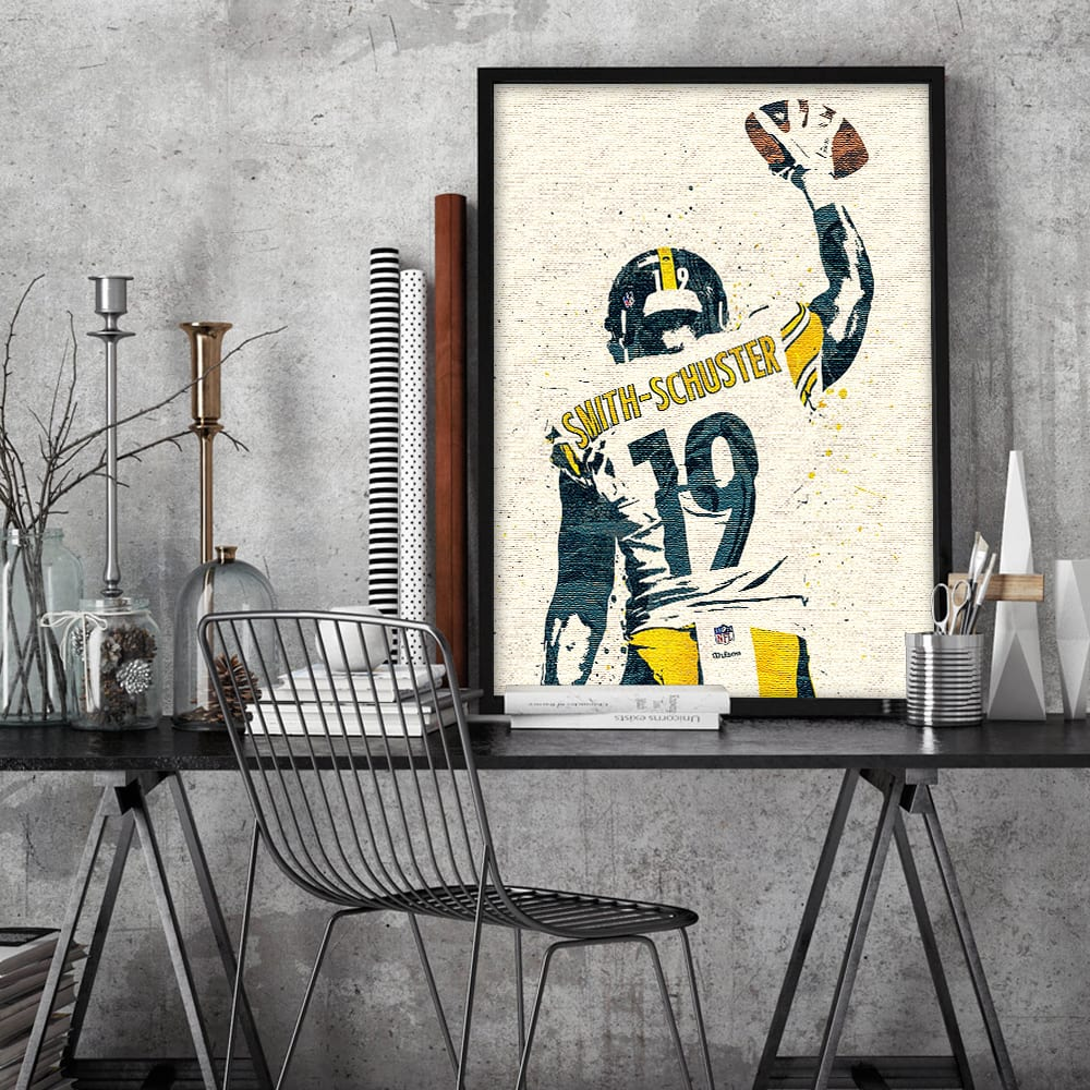 JuJu Smith-Schuster Poster