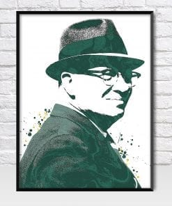 Vince Lombardi Packers Poster