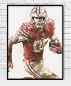 George Kittle San Francisco 49ers Poster