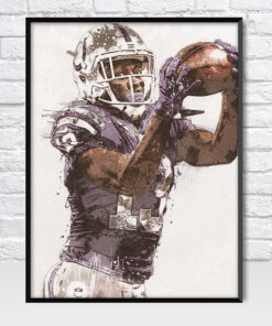 T.Y. Hilton Indianapolis Colts Poster
